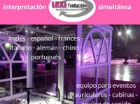 Agencia de Traduccion Lexi-traduccion (4) - Překlady