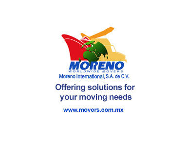 Moreno International - Relocation services