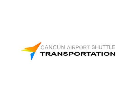 Cancun Airport Shuttle Transportation - Compañías de taxis