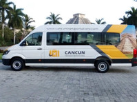Cancun Airport Transportation to Tulum (2) - Taxi Companies