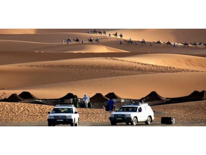 Trip Desert Morocco - City Tours