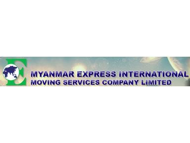 Myanmar Express International Moving Services - Removals & Transport