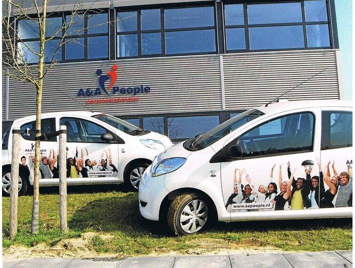 A&A People personeelsdiensten - Agencje pracy tymczasowej