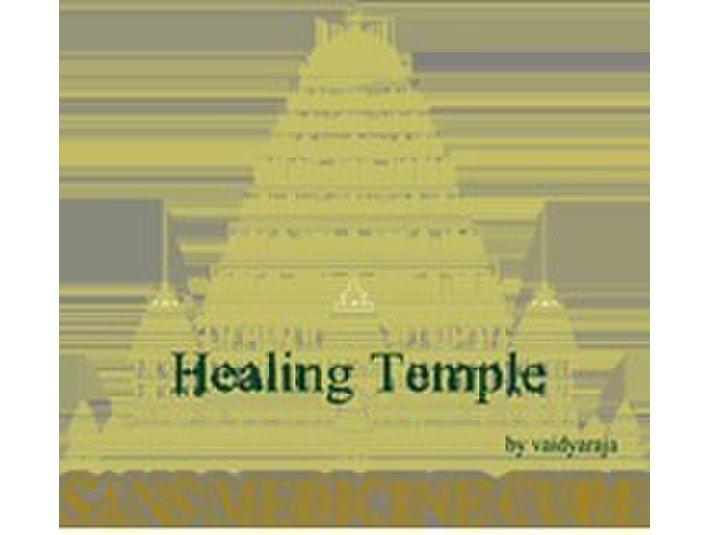 HEALING TEMPEL ROTTERDAM - Alternatieve Gezondheidszorg
