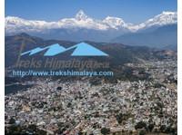 Treks Himalaya (1) - Tourist offices