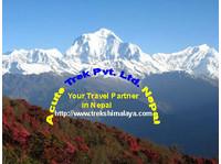 Tours Trekking in Nepal - Travel Agencies