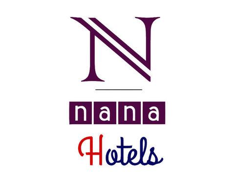 Nana Hotels - Hotels & Hostels