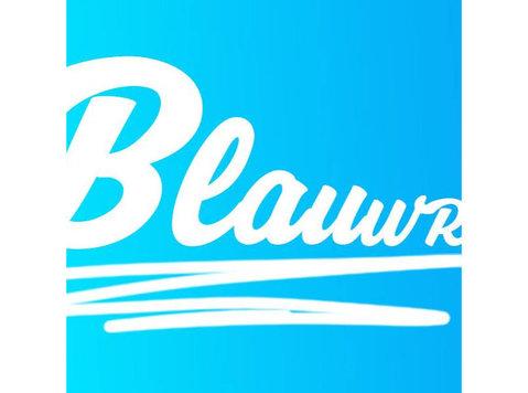 Blauwr - Jouw full-service marketing afdeling op afstand - Marketing & PR
