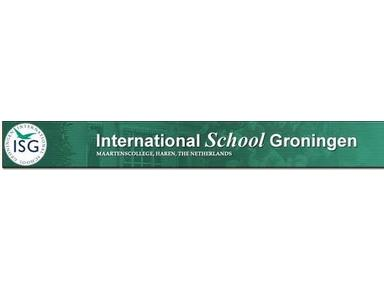 International School Groningen - International schools