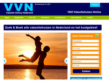 Vakantie Verhuur Nederland. Your favorite holiday home! - Holiday Rentals