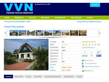 Vakantie Verhuur Nederland. Ihre favorieten ferienhaus! - Ferienunterkünfte