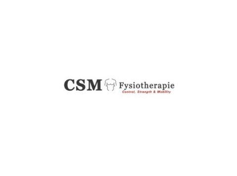 CSM Fysiotherapie - Alternatieve Gezondheidszorg