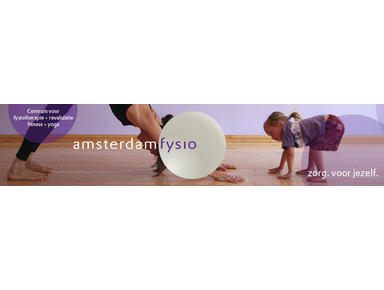 Amsterdam Fysio - Gyms, Personal Trainers & Fitness Classes