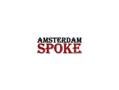 Amsterdam Spoke - TV, Radio & Print Media