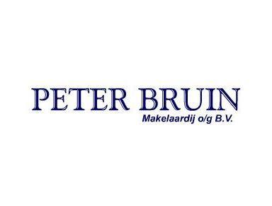 Peter Bruin makelaardij - Makelaars
