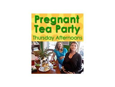 Pregnant Tea Party - Children & Families