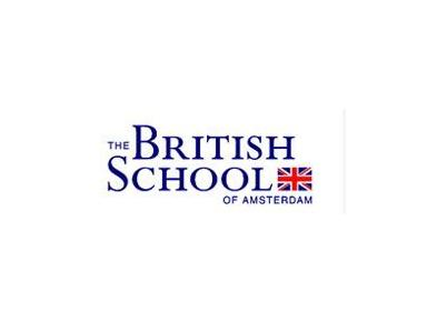 The British school of Amsterdam - International schools