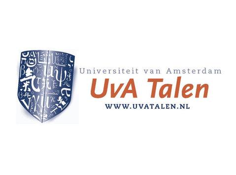 UvA Talen - Sprachschulen