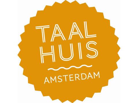 Taalhuis Amsterdam - Talenscholen