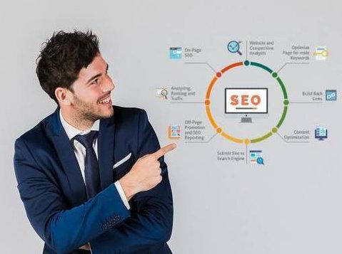 bee seo netherlands - Webdesign