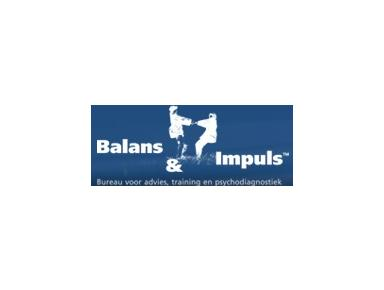 Balans & Impuls - Psychologists & Psychotherapy