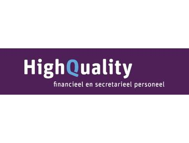 High Quality - Recruitment agencies