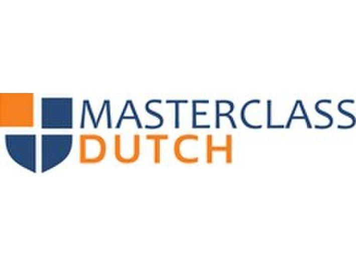 Masterclass Dutch - Language schools
