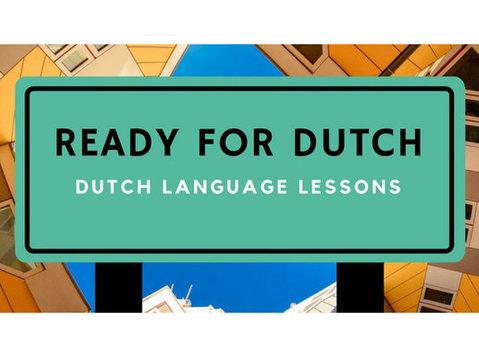Ready for Dutch - Coaching & Training