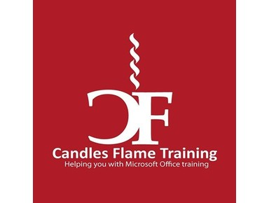 Candles Flame Computer Training - Adult education