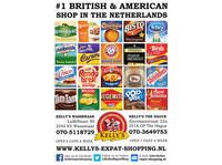 Kelly's Expat Shopping (1) - International groceries