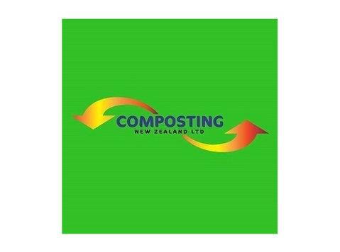 Composting New Zealand - Gardeners & Landscaping