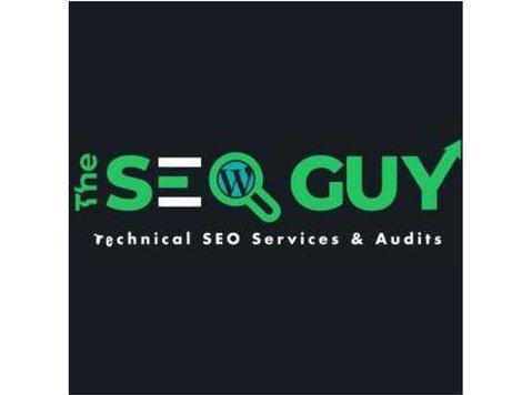 The Seo Guy - Webdesign