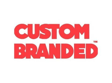 Custom Branded - Print Services