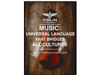 Violin Music Academy (3) - Music, Theatre, Dance