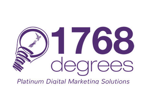 1768degrees LTD - Webdesign
