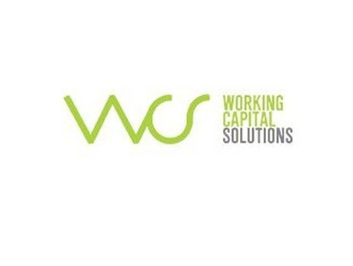 Working Capital Solutions - Financial consultants