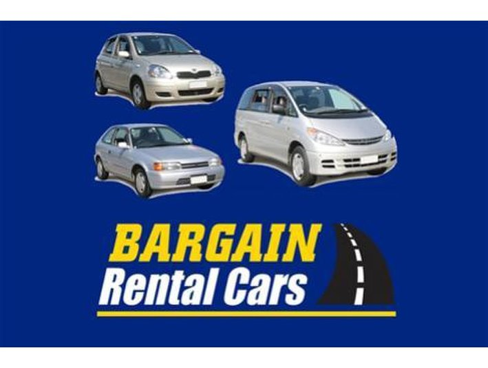 Bargain Rental Cars - Car Rentals