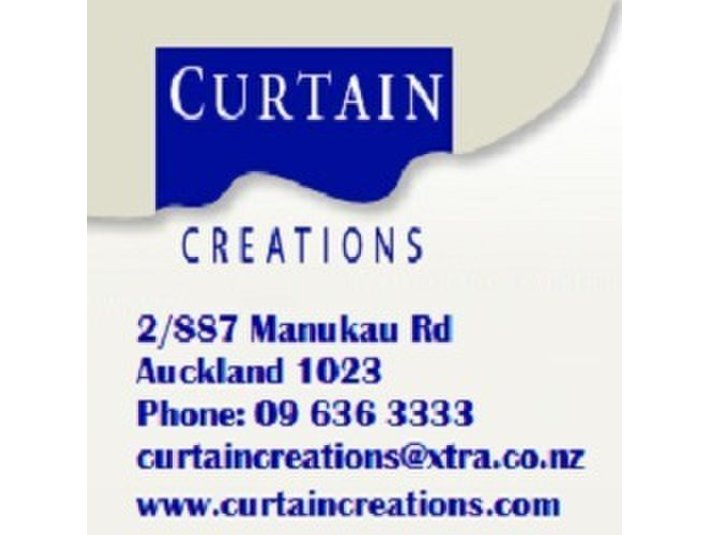 Curtain Creations - Home & Garden Services