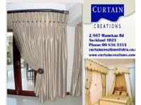 Curtain Creations (1) - Home & Garden Services