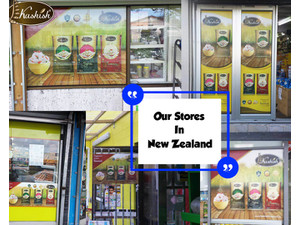 Kashish Food - Newzealand - Import/Export