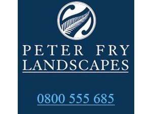 Peter Fry's Landscape Design Auckland - Gardeners & Landscaping
