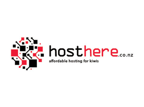 Host Here - Webdesign