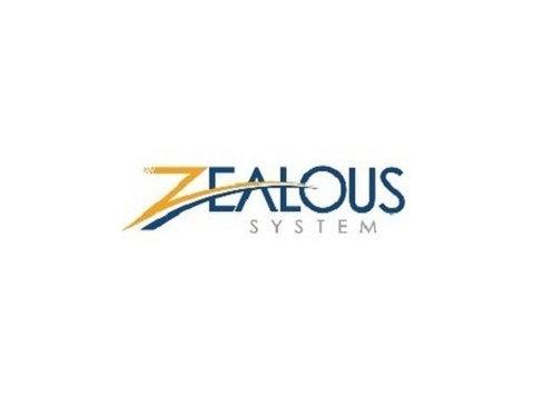 Zealous System - Webdesign