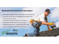 Absolute Home Services Ltd. (AHS)- Home Repairing Contractor (1) - Construction Services