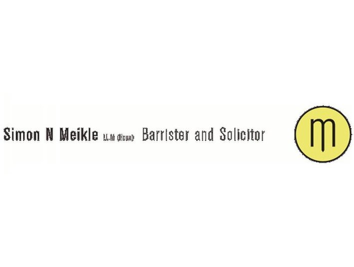 Simon Meikle - Commercial Lawyers