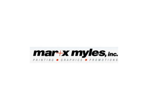 Marx Myles, Inc - Print Services