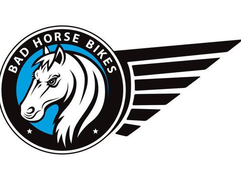 Bad Horse Bikes - Car Rentals