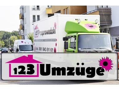 123 Przeprowadzki, 123 Umzuge - Przeprowadzki