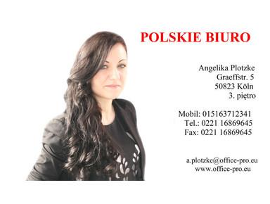 Polskie Biuro - Zakładanie działalności gospodarczej