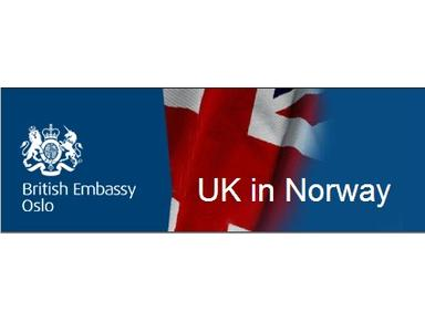 British Embassy in Oslo - Embassies & Consulates